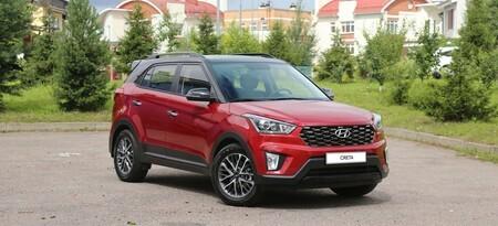 Финальное предложение на Hyundai CRETA!